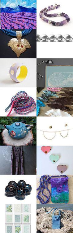 Tuesday 3:25 >>> by Hana Kukol on Etsy--Pinned+with+TreasuryPin.com