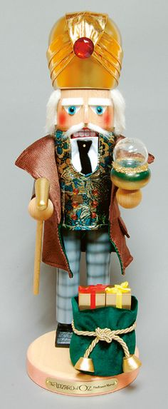 PROFESSOR MARVEL STEINBACH NUTCRACKER