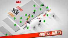 (*** http://BubbleCraze.org - Hot New FREE Android/iPhone Game ***)  Endeless road #iPad #Game