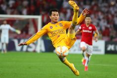 Arsenal and Paris Saint-Germain Express Interest In Tigres Winger - http://footballersfanpage.co.uk/arsenal-and-paris-saint-germain-express-interest-in-tigres-winger/