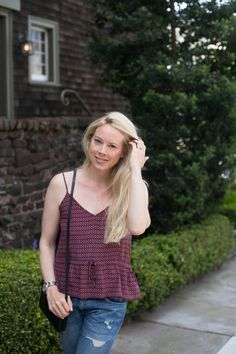 Summer's Perfect Denim | In Jackies Shoes
