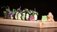 A sushi resurgence in the West Loop Sushi, Chicago, Vegetables, Geisha, Ethnic Recipes, Eat, Drink, Food, Beverage