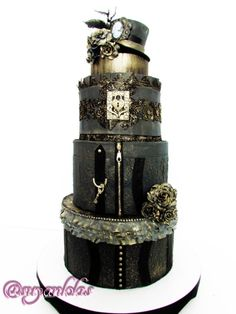 Steampunk Cake by Imaginup