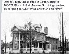 Dewitt county jail