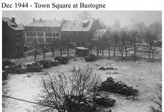 place de Bastogne dec 44