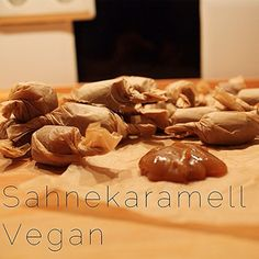 Sahnekaramell-Bonbons  Caramel Candy - Vegan  http://www.youtube.com/watch?v=levCWecIlbY