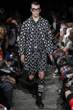 See the complete KTZ Spring 2017 Menswear collection.