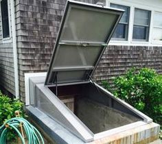 Awesome Basement Hatchway Covers
