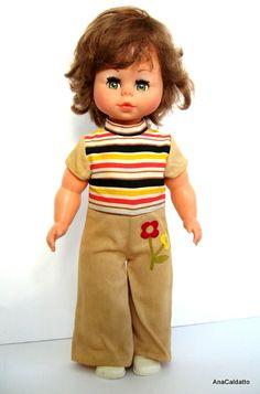 Boneca Queridinha... queridinha de recordações!