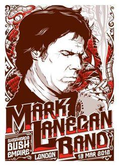 GigPosters.com - Mark Lanegan