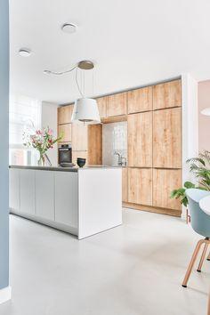Ontwerp verbouw woning Utrecht door Studio Binnen interieuro