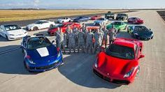 Watch 12 Cars Compete in World's Greatest Drag Race 7