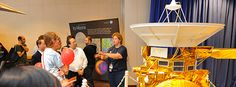JPL Public Tours....family tour (up to 10 ppl)....free & min 3-wks adv notice. Check website for available dates.