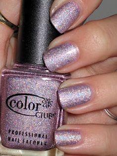 Color Club Fashion Addict - Nailstah
