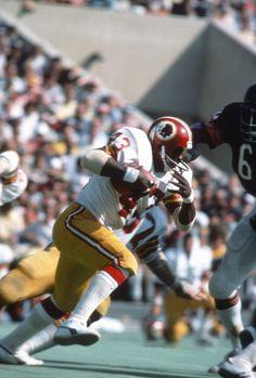Larry Brown /Redskins 1976