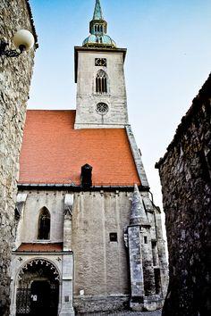 Martinsdom (St. Martin's cathedral), Bratislava, Slovakia