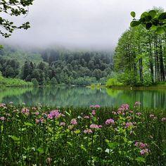 Karagöl (Black Lake), Borçka, Artvin ⛵ Eastern Blacksea Region of Turkey ⚓ Östliche Schwarzmeerregion der Türkei (Photographer: Soner Kara)