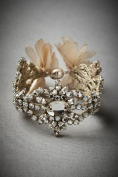 Noble Lineage Bracelet, BHLDN. From Ranjana Khan.