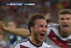 Götze - WM Final