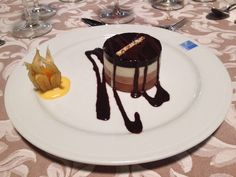 Great desserts, Holiday World hotels, Benalmadena, Malaga, Spain