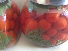 Our garden is overrun with tiny cherry tomatoes. We're not keeping up with them. As delicious as they are to pop into my mouth raw, I wanted to preserve some of them for winter. Making fermented tomatoes — a bite-size pickle flavored with basil flowers and other spices — turned out to be the perfect …