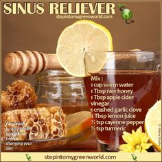 Watch This Video Exalted Remedies for Sinusitis and Allergies Ideas. Graceful Remedies for Sinusitis and Allergies Ideas. Natural Sinus Remedies, Flu Remedies, Homeopathic Remedies, Natural Cures, Natural Healing, Sinus Infection Remedies, Bloating Remedies, Natural Treatments, Natural Foods