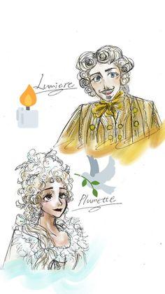 Plumette & Lumiere