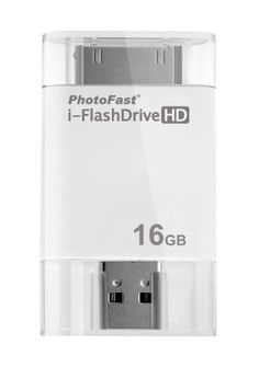 PhotoFast i-FlashDrive HD 16GB USB Flash Drive For Apple iPhone, iPad and iPod Touch as well as Mac/PC Diverse,http://www.amazon.com/dp/B008N2Z91C/ref=cm_sw_r_pi_dp_4sMGsb0447WBGMF1