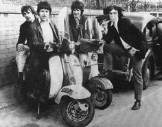 the Kinks (via Voices of East Anglia)
