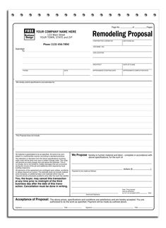 contractor agreement template business forms pinterest templates. Black Bedroom Furniture Sets. Home Design Ideas