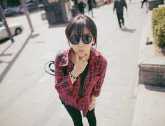 Korean Street Style / Ulzzang Fashion