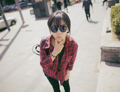Korean Street Style / Ulzzang Fashion