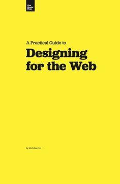 A Practical Guide to Designing for the Web by Mark Boulton http://www.amazon.com/dp/B0058ZX0EU/ref=cm_sw_r_pi_dp_bAVRvb1ZG8YYA