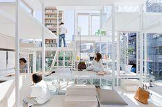 Sou Fujimoto Architects: Na House, Japan