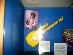 Prince at the Hard Rock Cafe D.C.