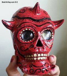 Diablo Sugar Skull