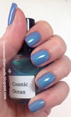 Girly Bits: Cosmic Ocean