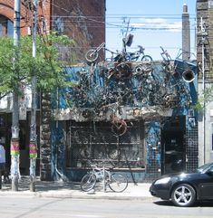 the bovine sex club in toronto...great bar.