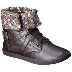 Womens Mossimo Supply Co. Kayleen Casual Hightop Sneaker - Assorted Colors