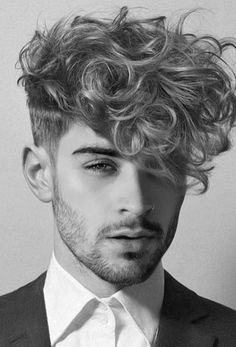 Hottest Curly Hairstyle for Men to slay in 2020 Side Fringe Haircuts, Side Swept Hairstyles, Fringe Hairstyles, Unique Hairstyles, Straight Hairstyles, Men Curly Hairstyles, Curly Hair Men, Curly Hair Styles, Natural Hair Styles