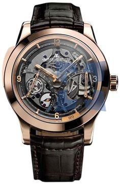 Jaeger-LeCoultre Master Minute Repeater Antoine LeCoultre Mens Wristwatch Model: Q1642450