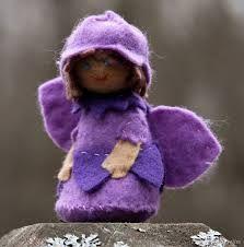 Image result for fairy handmade felt leave