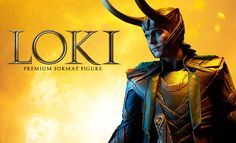 Share this with your friends and receive a $15 promo code. Click here to write your message. Marvel Loki Premium Format™ Figure