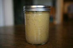 Beer horseradish mustard