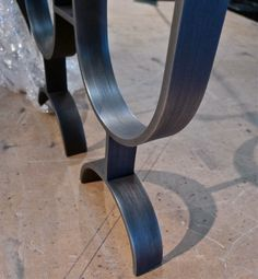 Material & Services: Black Oxide Finish on Cold Rolled Steel = H O T !