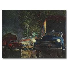 >>>The best place          Vintage Postcard Retro Rainy Night Roadside Diner           Vintage Postcard Retro Rainy Night Roadside Diner Yes I can say you are on right site we just collected best shopping store that haveHow to          Vintage Postcard Retro Rainy Night Roadside Diner Here ...Cleck Hot Deals >>> http://www.zazzle.com/vintage_postcard_retro_rainy_night_roadside_diner-239666349862118542?rf=238627982471231924&zbar=1&tc=terrest