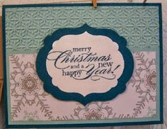 Notes from the paper palace: Christmas cards galore!!!