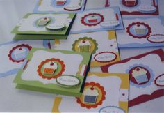 Cards - for Stampin Up Swap by misshair - Cards and Paper Crafts at Splitcoaststampers