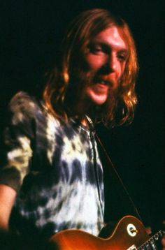 Duane Allman / Photo by Stephen Paley / from Galadrielle Allman's Facebook page