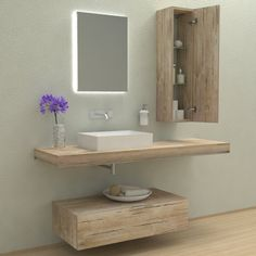 Veca Italy produces and sells online complete Bathroom furniture - Espiral Composition - includes washbasin shelf, supports, drawers and washbasins Girl Bathrooms, Family Bathroom, Bathroom Wall, Small Bathroom, Bathroom Furniture, Bathroom Interior, Complete Bathrooms, Shower Shelves, Contemporary Bathrooms